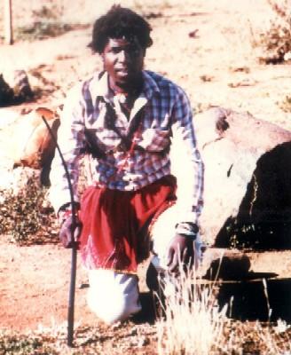 Izinyanga from the mahlabatini area, zululand]