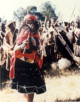 Traditional Healers in Zululand